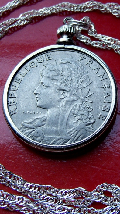 french-coin-pendant-necklace