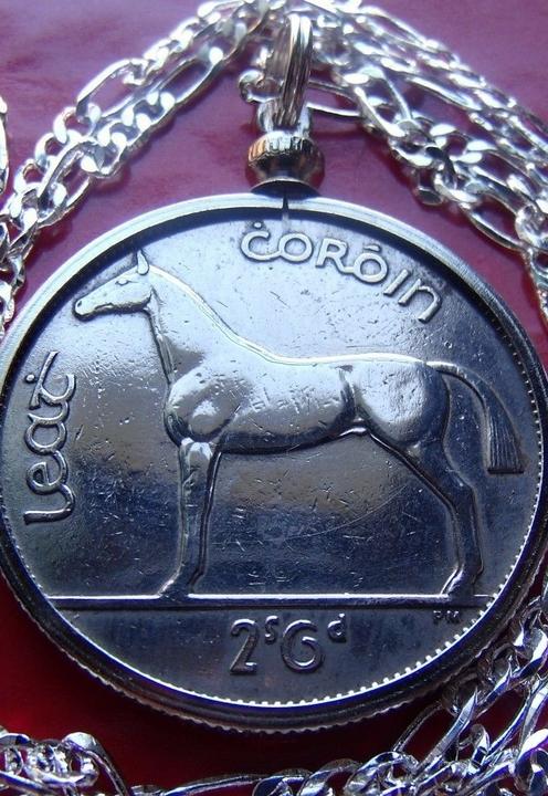 Irish-Horse-Coin-Necklace