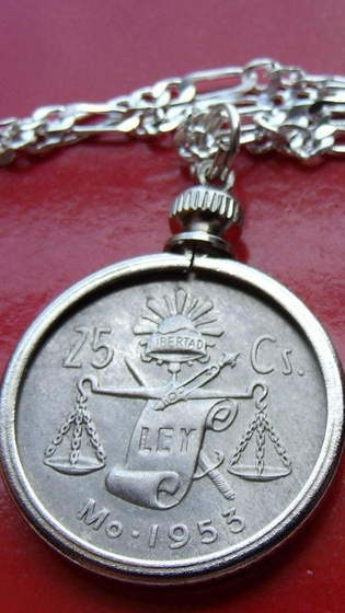Scales of Justice Necklace