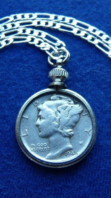 dime-coin-pendant-necklace