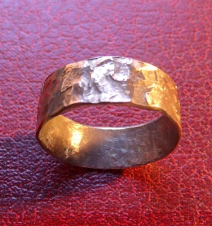 hammered-ring-copper-jewelry