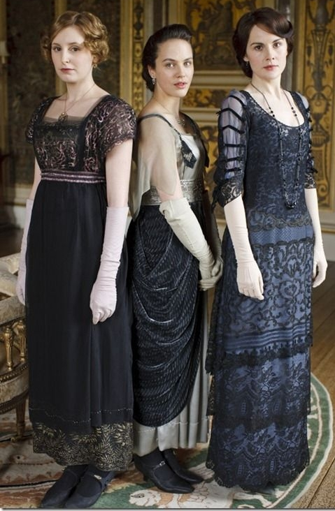 Downton Abbey, The Girls