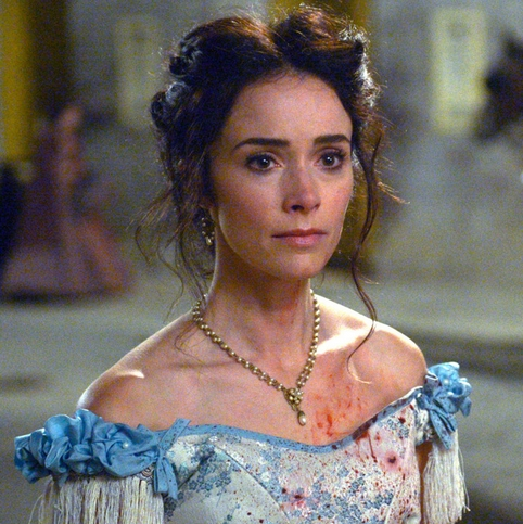Timeless Lucy Abigail Spencer