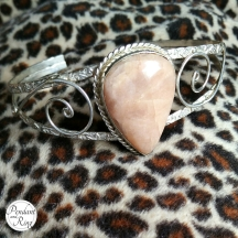 vintage morganite bracelet 5
