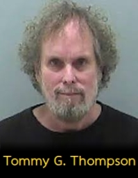 Tommy G. Thompson mugshot.