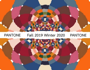 Pantone Color Fall Winter 2019 2020