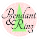 Pendant and Ring