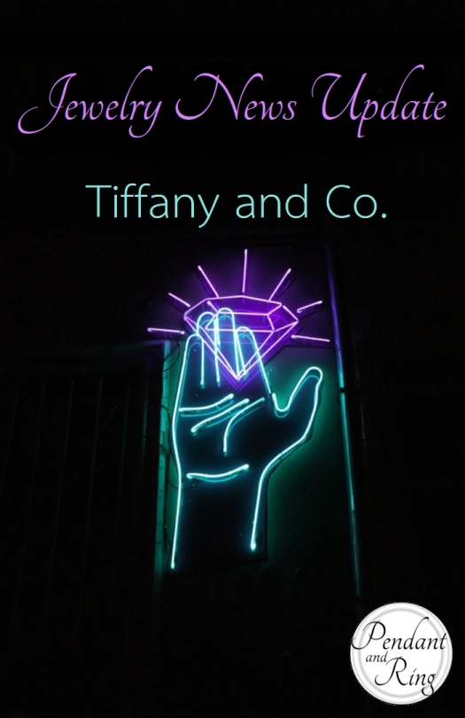Tiffany and Co LV Jewelry News