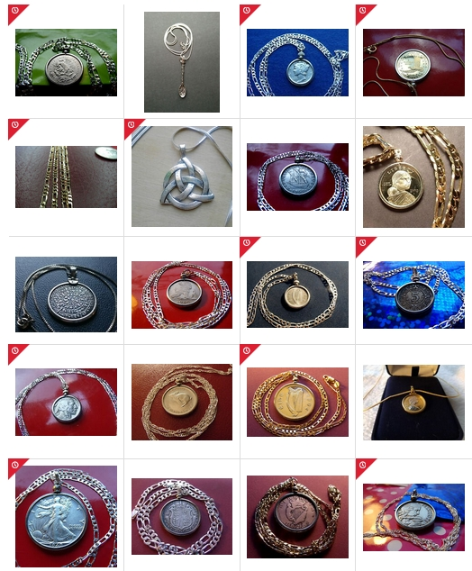 Jewelry Every Magical Day on ebay