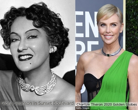 Tiffany Choker Charlize Theron