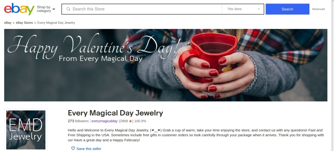 Jewelry Every Magical Day