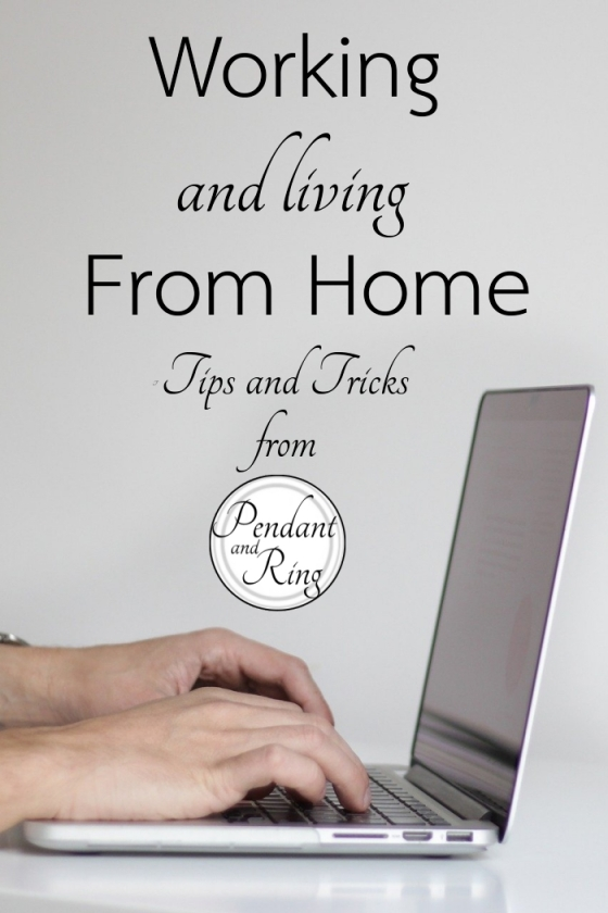 working from home tricks