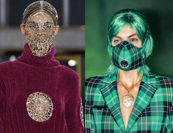 Fashionable-Masks