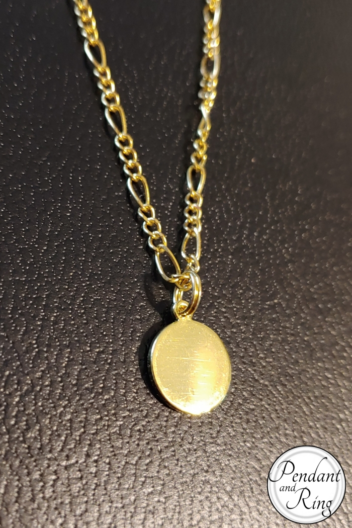 gold-circle-pendant-necklace