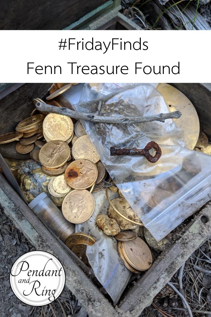 #Friday Finds Fenn Treasure Found