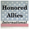 Honored Allies jewelry and coins