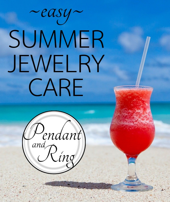 jewelry-care-in-summer