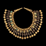 Gold-Turquoise-Robe-adornment