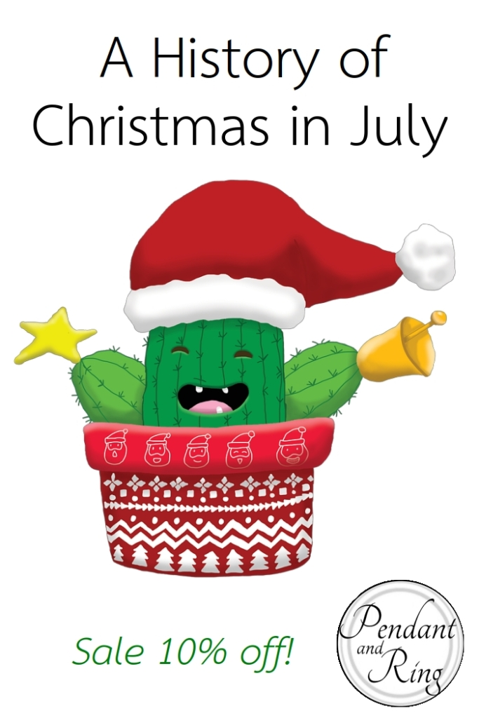 A History of Christmas in July