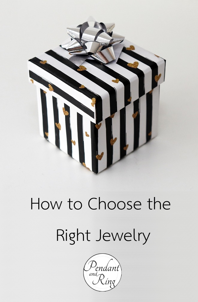 How to tips and tricks Choose the right Jewelry!