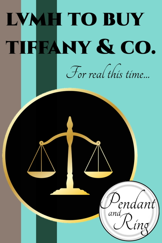 LVMH and Tiffany reach a new deal.