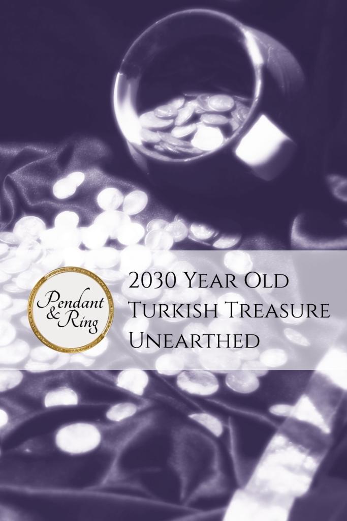 Treasure Discovered in Turkey