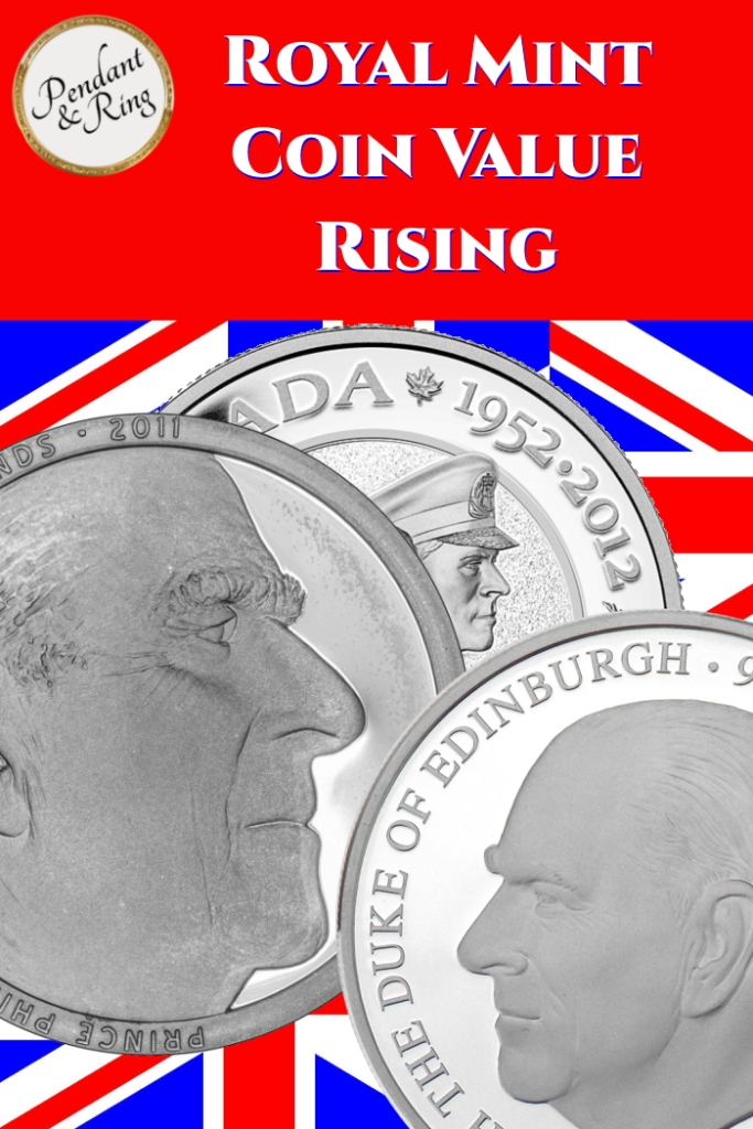 The Royal Mint, Coin Value, Coin Investment, Bullion investment, Prince Philip Coins