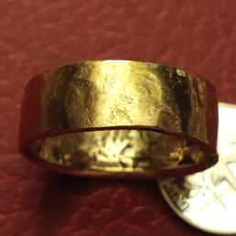 hammered-gold-ring