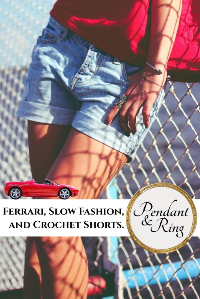 ferrari fashion, fashion 2021, coin pendant necklace, jewelry fashion